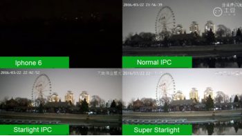 Анонс линейки цветных IP систем видеонаблюдения STARLIGHT 2 Mpix цветных с HD разрешением от 2mp до 12mp с отличной цветной ночной съемкой
