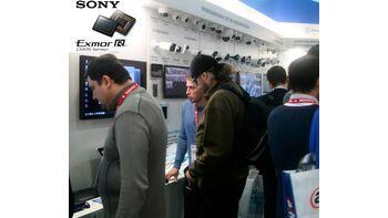 IP видеонаблюдения в Украине №1 камеры Exmor IMX
