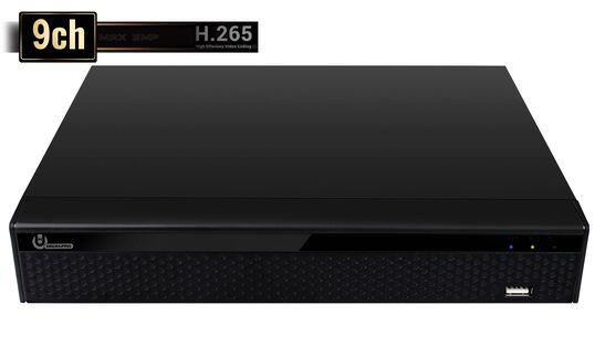 Купить IP видеорегистратор H.265+ Ultra HD NVR-09D в Киеве