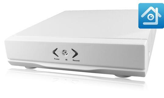 Купить IP видеорегистратор NVR H264 8W в Киеве