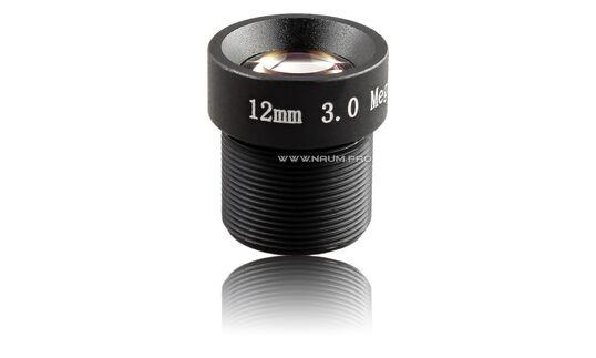 Купить Объектив для камер видеонаблюдения M12 12мм  в Киеве