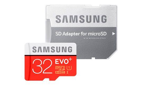 Купить Карта памяти microSD 32GB Samsung в Киеве