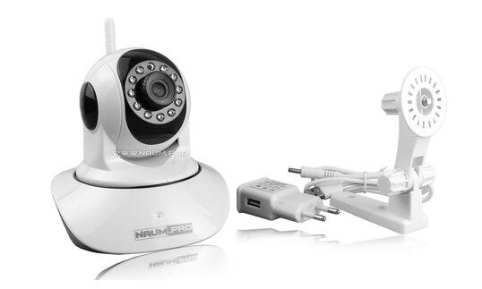 Купить WIFI камера поворотная 1.3mp PTZ 385 в Киеве