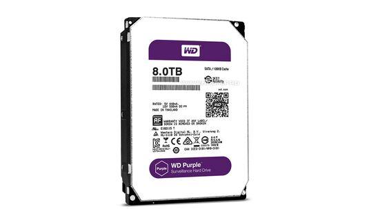 Купить  Жесткий диск Western Digital Purple 8TB  в Киеве