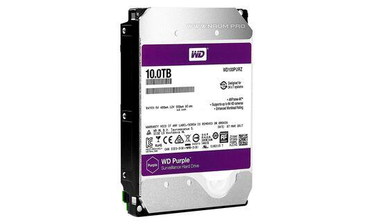 Купить  Жесткий диск Western Digital Purple 10TB  в Киеве
