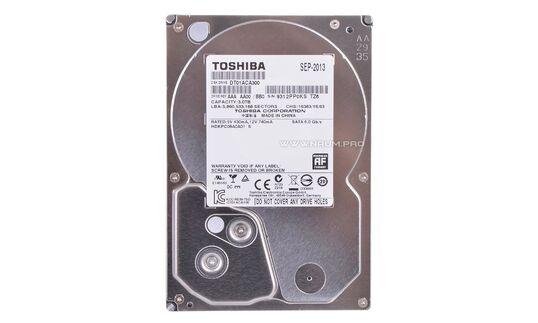 Купить Жесткий диск Toshiba 3TB в Киеве