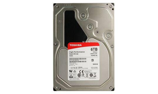 Купить Жесткий диск Toshiba 6TB в Киеве