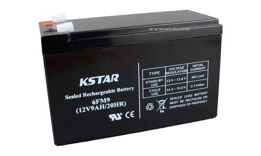 Купить Аккумуляторная батарея для систем видеонаблюдения в Киеве