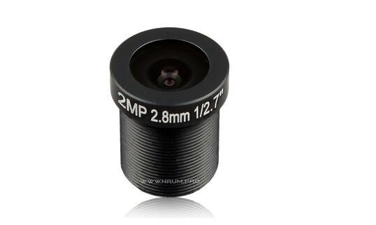 Купить Объектив для камер видеонаблюдения M12  2.8мм  в Киеве