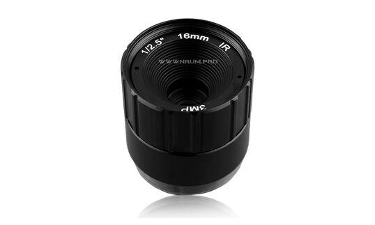 Купить Объектив для камер видеонаблюдения cs 16мм  в Киеве