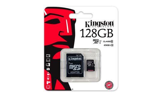 Купить Карта памяти Kingston microSD 128GB  в Киеве