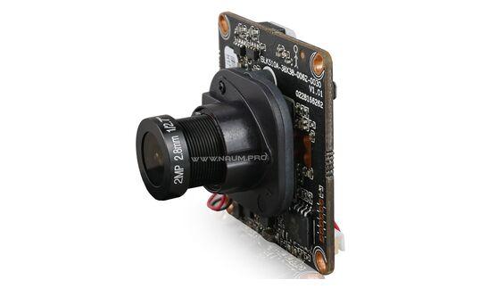 Купить Модуль IP-камеры 1mp с объективом 2.8мм в Киеве