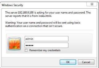 Логин пароль для камер camhi  по умолчанию admin