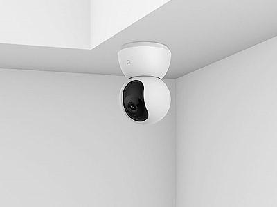Поворотная камера wifi для потолка