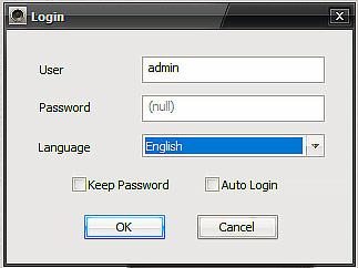 Логин и пароль для входа в приложение Yoosee Cms