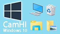 Приложение Camhi для Windows