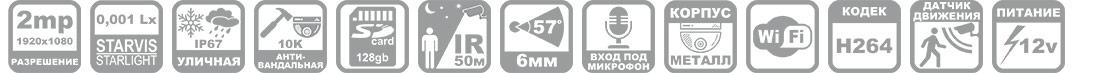 gsm 3G/4G КАМЕРА С ПОДДЕРЖКОЙ WIFI