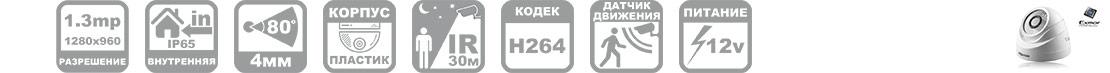IP камера imx131
